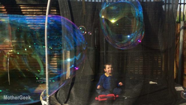 Gazillion Incredibubble bubbles