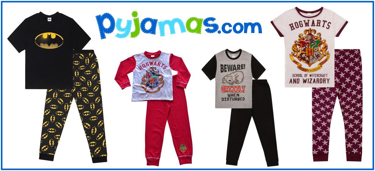 pj days require new jammies!