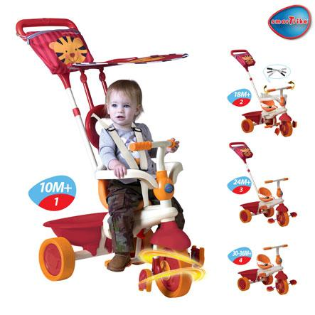 Smart Trike Safari Tiger Review