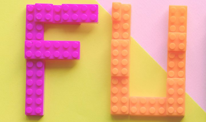 how to make a lego wall - FUN written in lego blocks