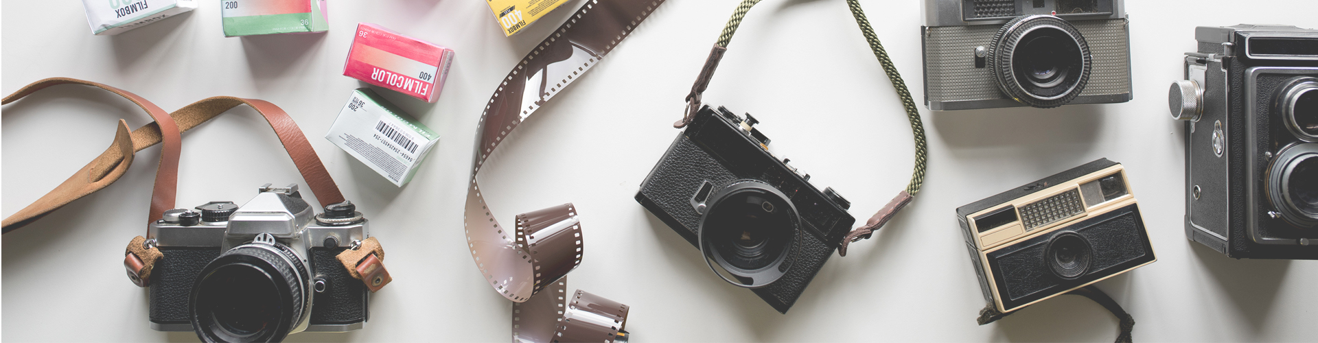 cameras and film
