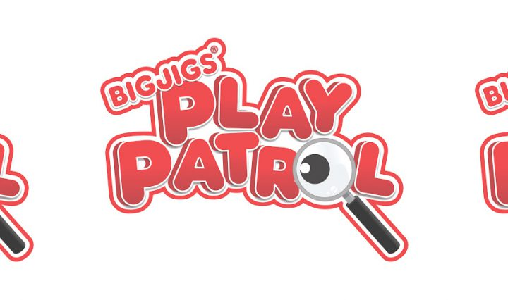 Bigjigs Play Patrol