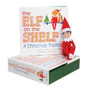 Elf On The Shelf Book