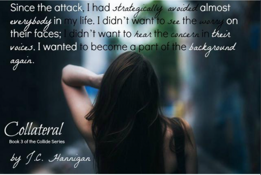 Collateral by J.C. Hannigan Review