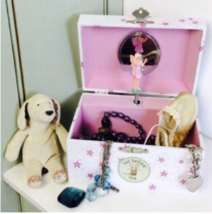 Christmas gift ideas for under 5s music box