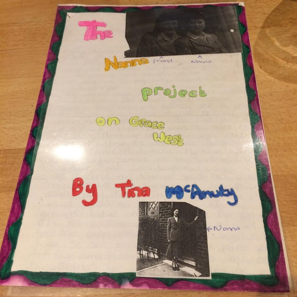 Busy Times - A school project I did in 1996.