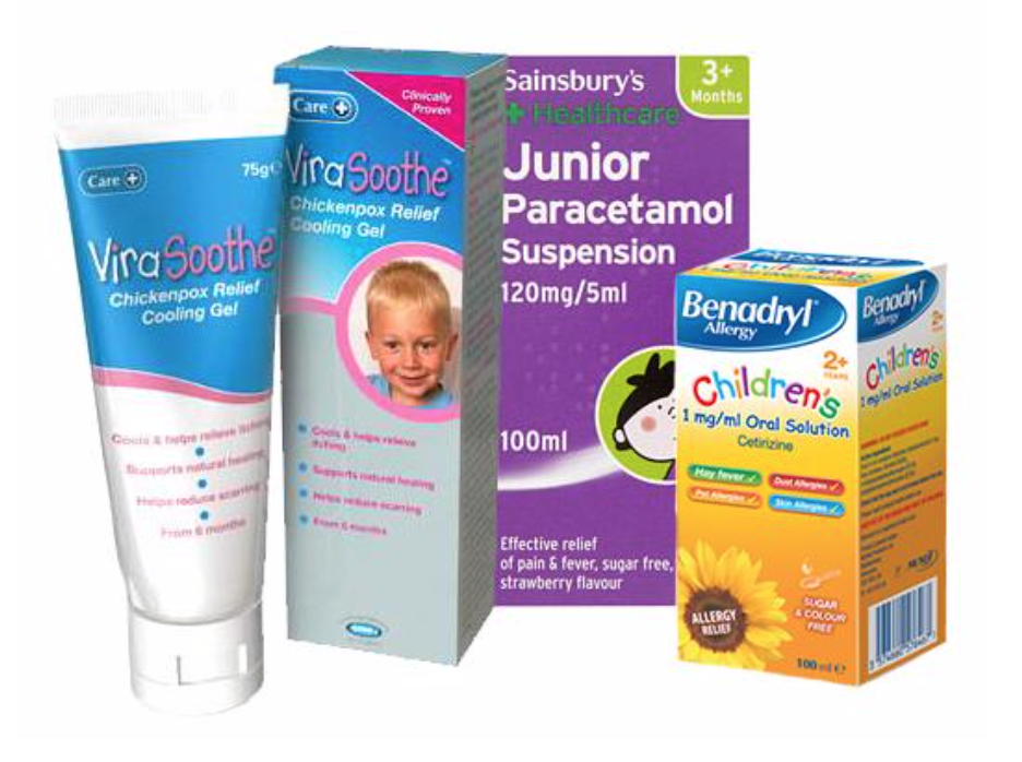 What We Used To Treat Chicken Pox UK