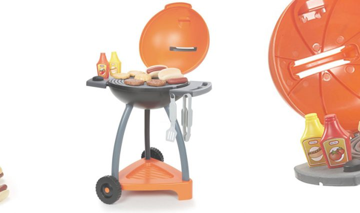 Little Tikes Sizzle and Serve BBQ
