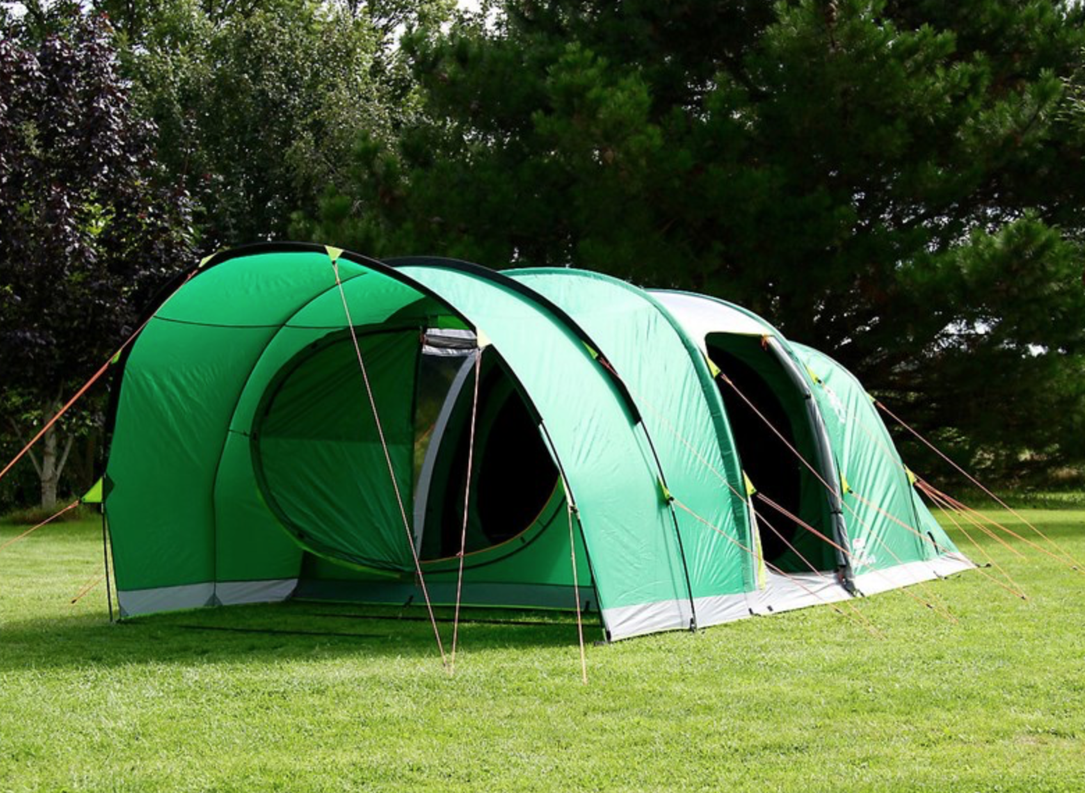 Family Camping Plans for 2019 - Air Tent