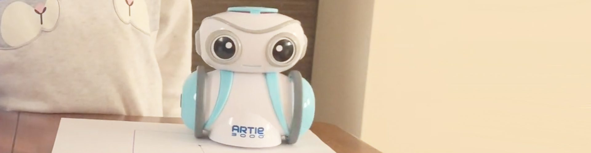 Artie 3000 Drawing and Coding Robot