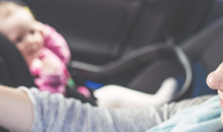 Britax SecureGuard Information - driving habits of new parents