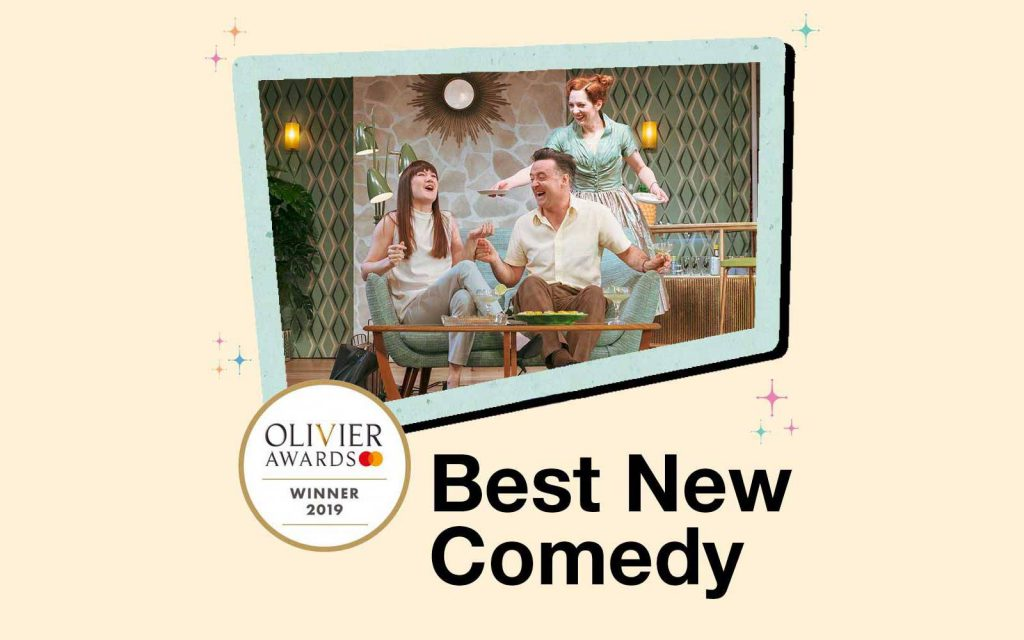 OLIVIER - Home, I'm Darling At The Lowry