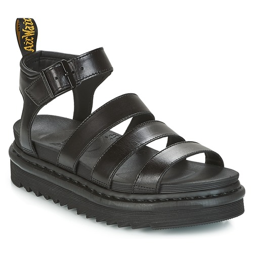 Dr Martens Black Blaire Sandals