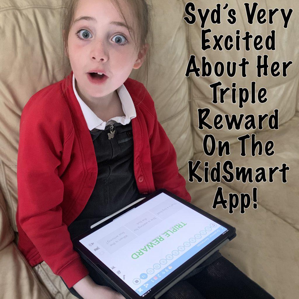 KidSmart App Review - Triple Reward
