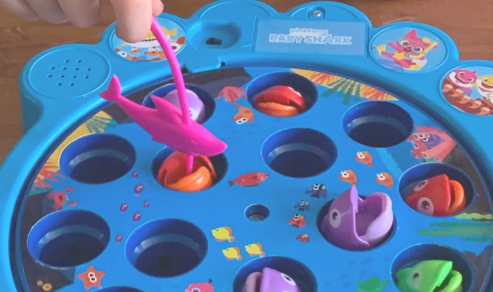 Baby Shark Let's Go Hunt game review