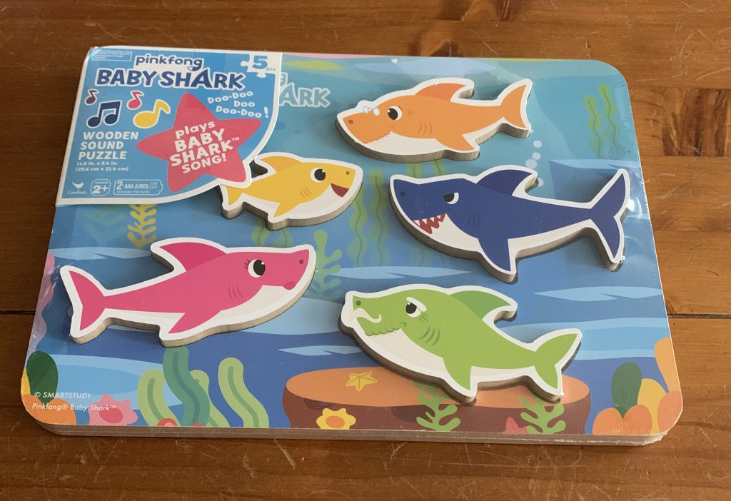 baby shark musical puzzle - Baby Shark Let's Go Hunt game review