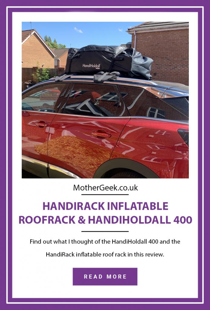 HandiRack and HandiHoldall 400pin