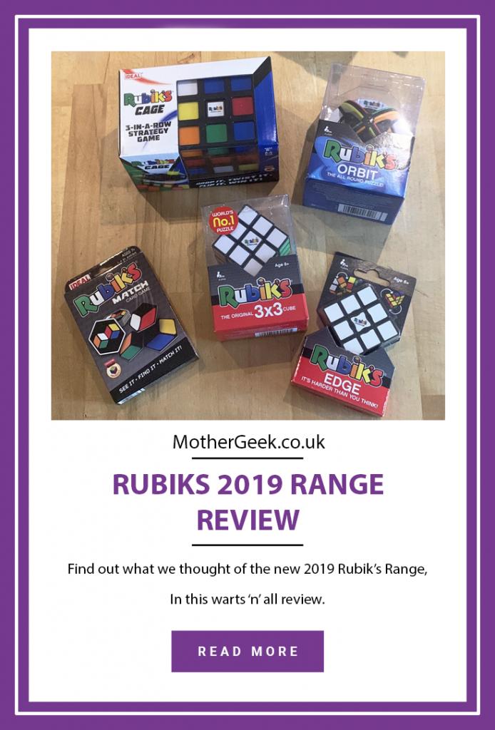 Rubiks 2019 Range Pinterest pin