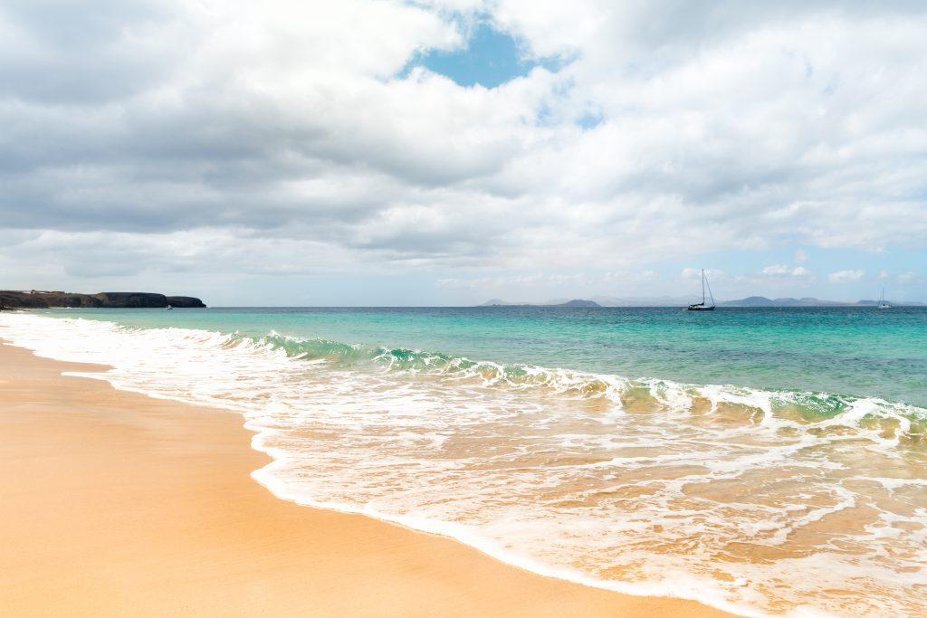 Quiet family friendly beach - which resort is best in Lanzarote