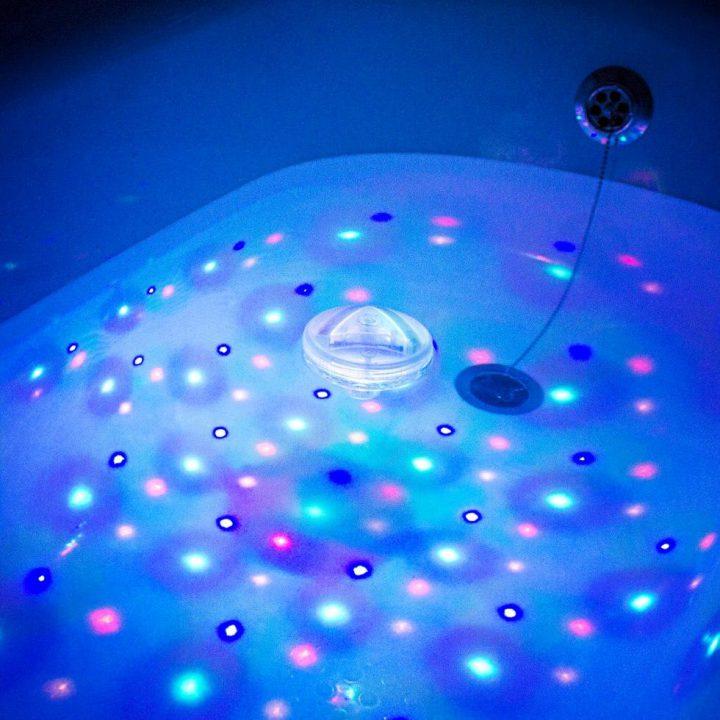 underwater disco lightshow - geeky gift