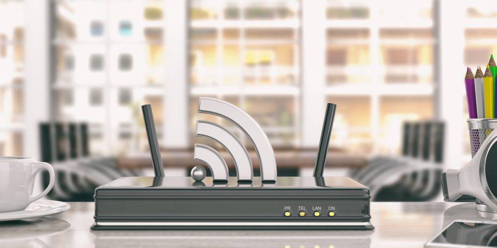 use a wifi router when considering how to boost your home wi-fi signal
