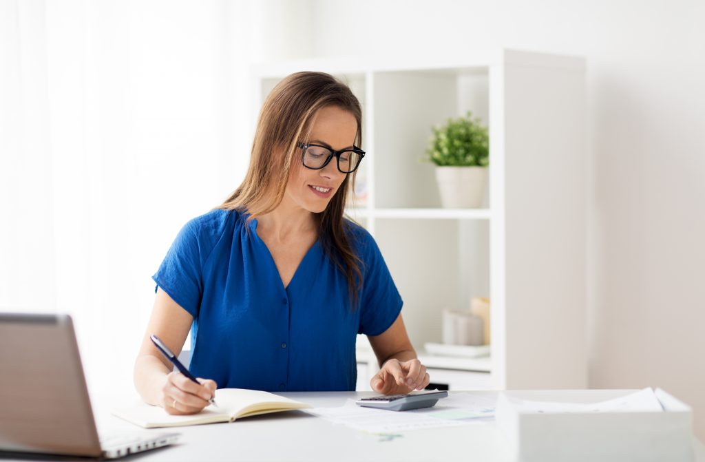 woman working out Start-Up Business Costs