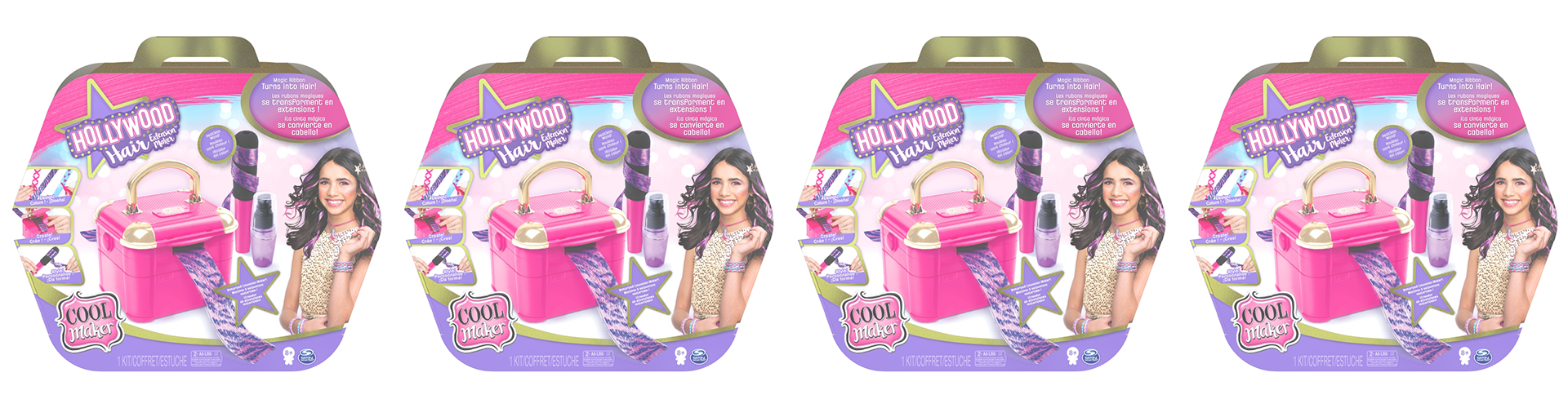 Hollywood Hair Extension Maker Review banner
