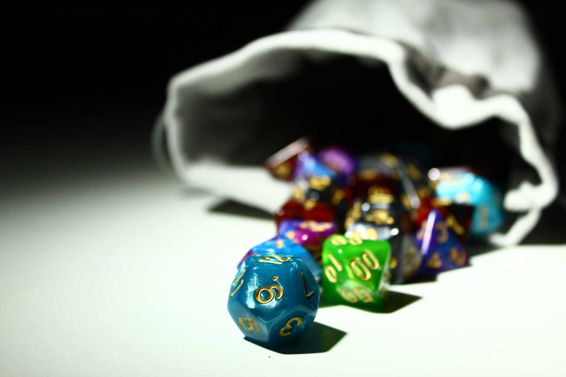 craps dice games that appeal to your geeky side