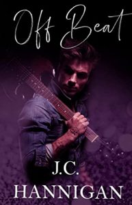 Off Beat by J.C. Hannigan cover