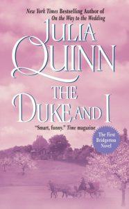 Bridgington The Duke and I original cover